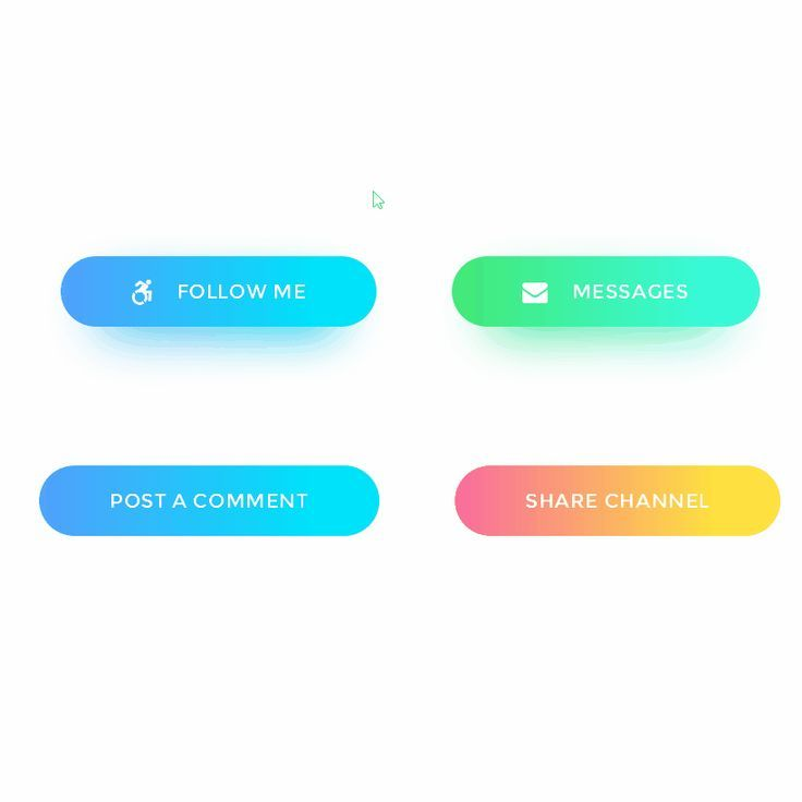 Fancy Button Coding Buttons Code CSS CSS3 Gradient Hover