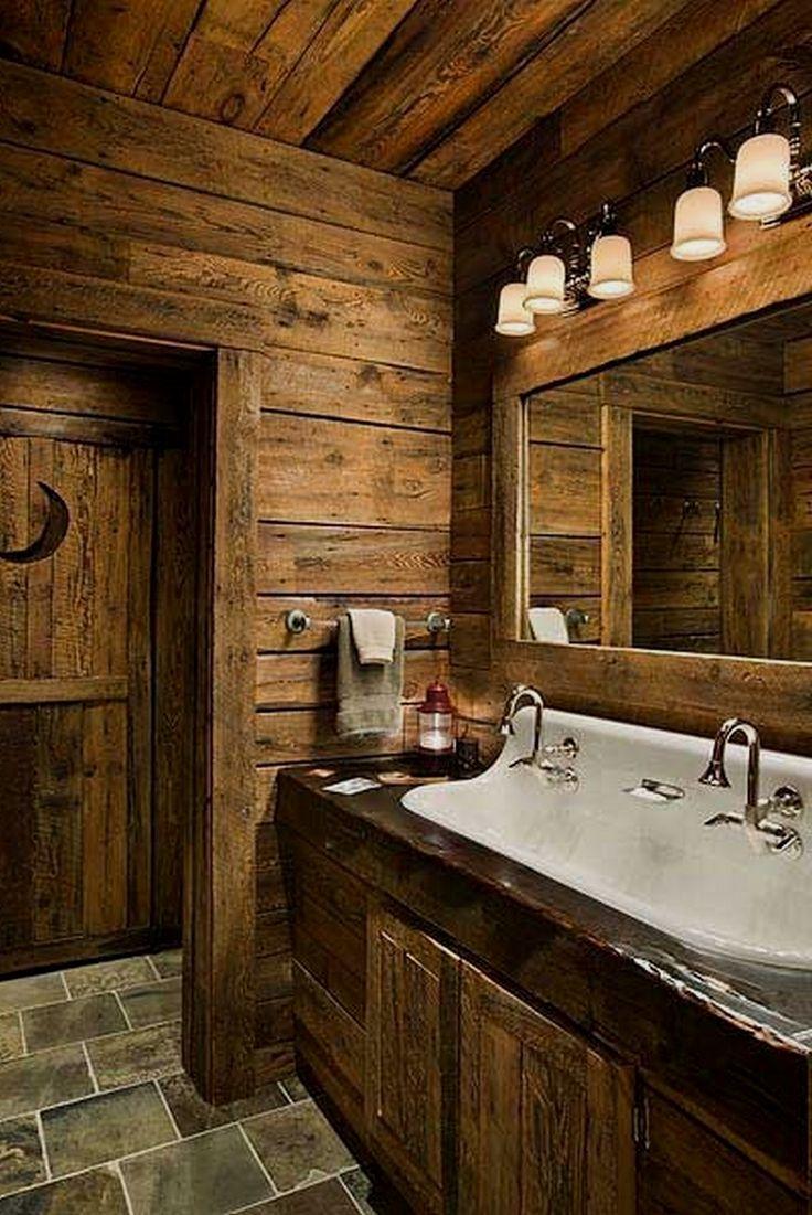 10 Creative Diy Bathroom Wall Decor Ideas: 10 Creative Rustic Bathroom Lighting Fixture Projects To