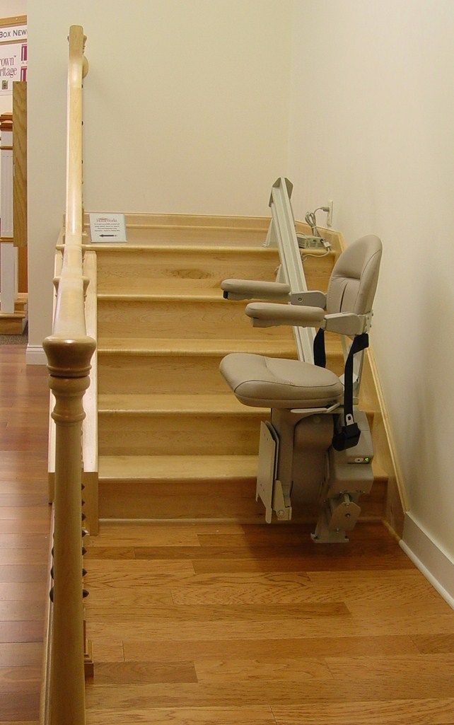 A Stair Lift Can Be Just The Thing To Keep Someone With Limited Mobility In Their Home At Marling Homeworks We Can Building Remodeling Home Building A House