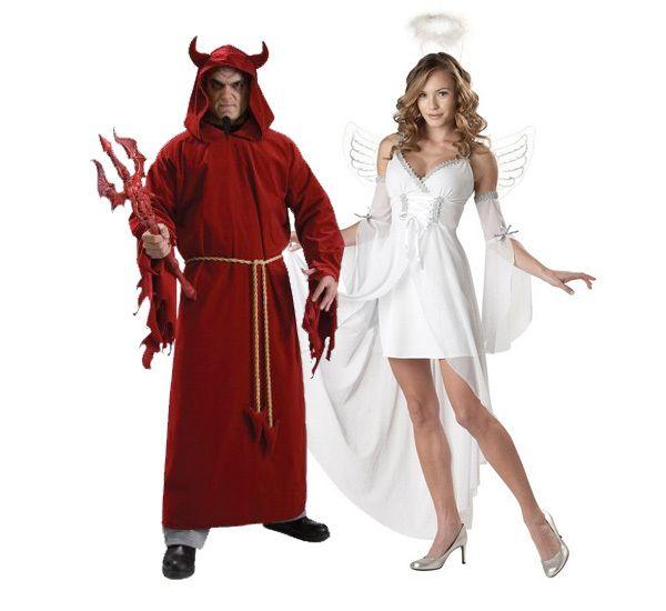 Not understand Heavenly devil halloween costume authoritative point
