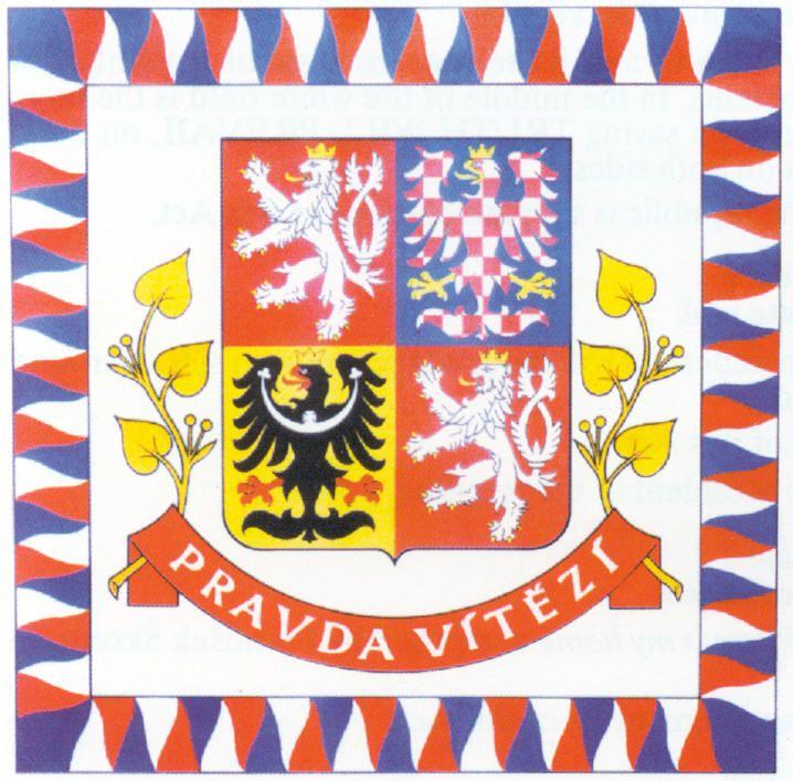 Czech President's Standard