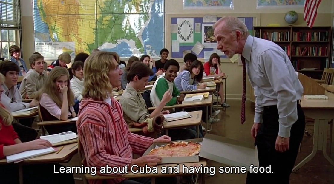 Fast Times at Ridgemont High (With images) | High school ...