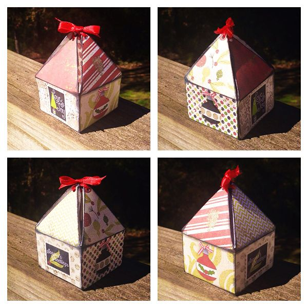 Template WendyBird Designs ~ Pyramid Box    scraporchard - pyramid template