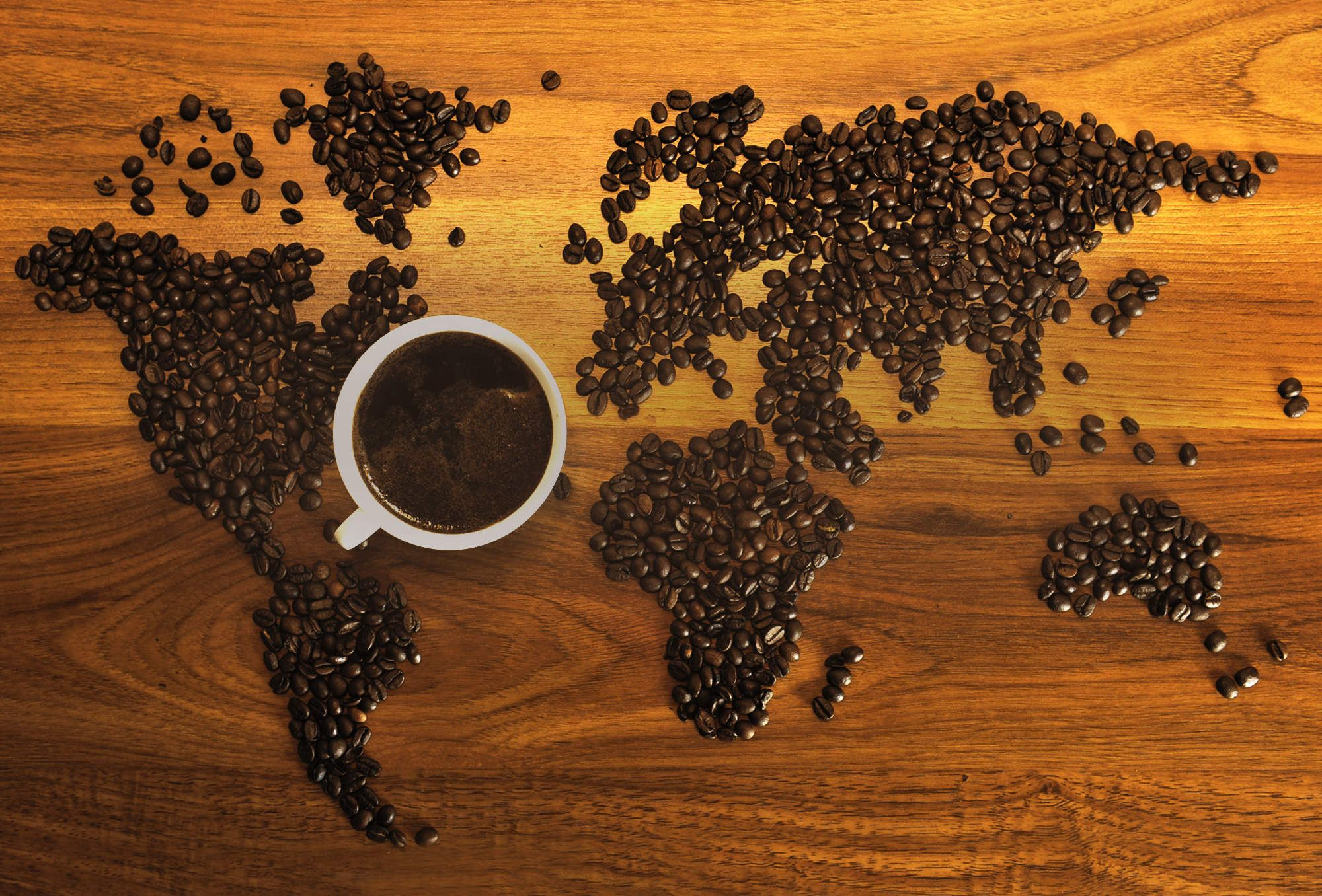 The definitive top 10 coffeegrowing countries in the
