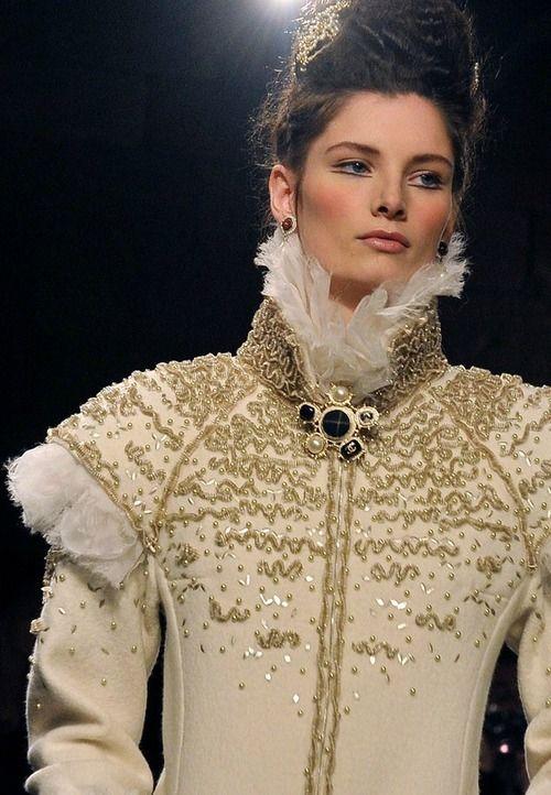 notordinaryfashion:  hautekills:  Chanel pre-fall 2013, photographed by Stéphane Feugère