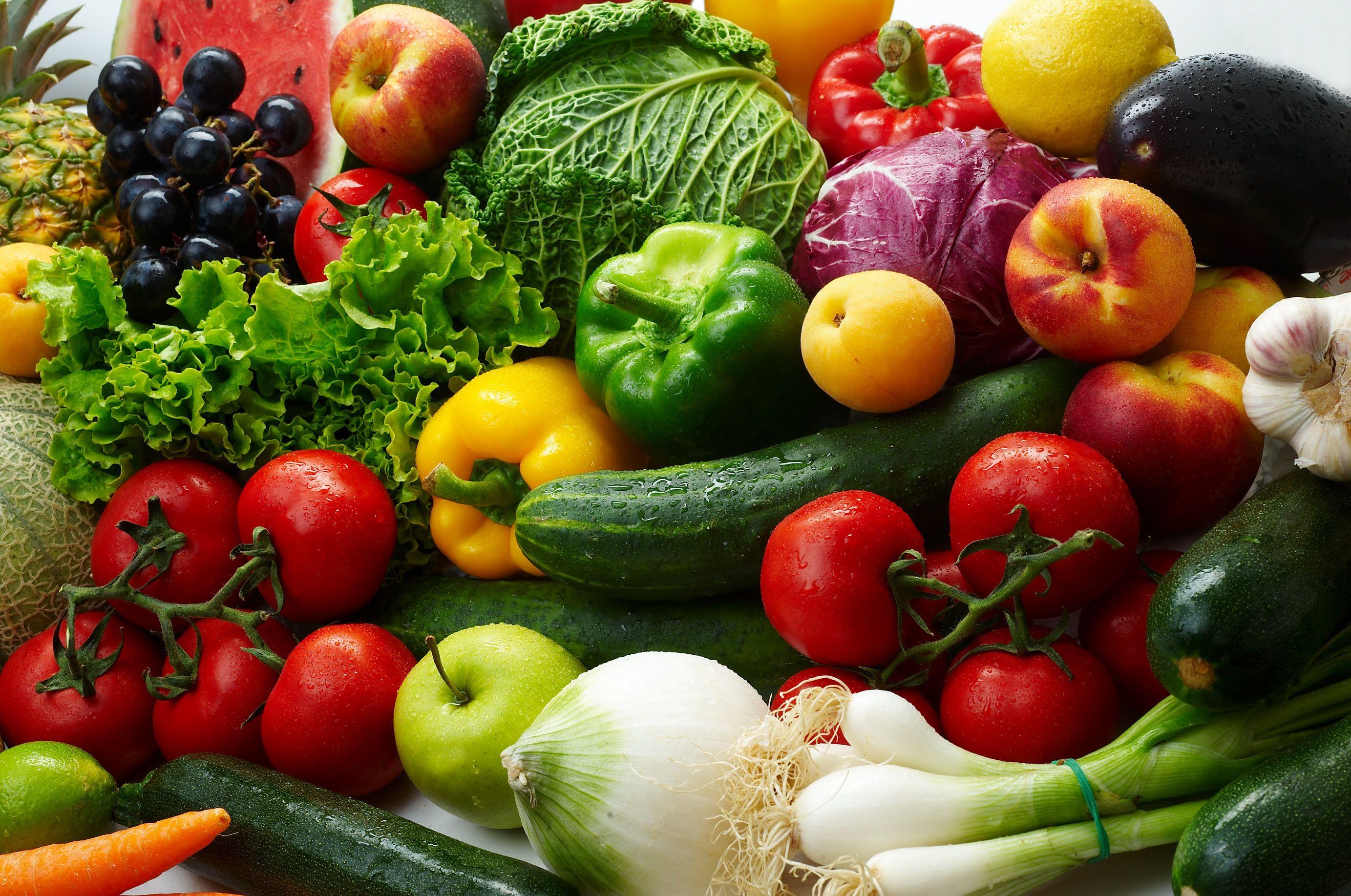 Fresh Organic Fruits And Veggies Growing Plants Indoors 400 x 300