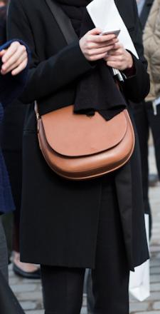 b901844a7 celine trotteur messenger bag | BAGS | Leather crossbody bag ...