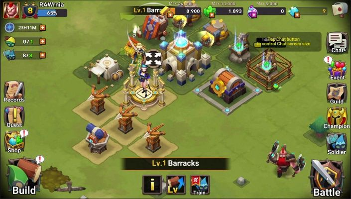 b21e7b8271fa Nine Stones is a Android Free 2 play Strategy Multiplayer Game featuring Real  Time PVP Battles