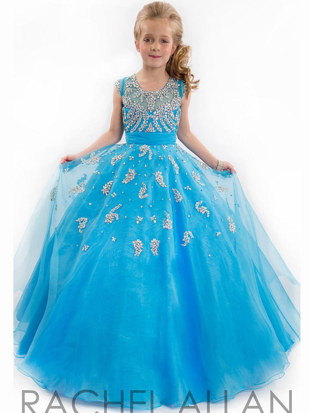Long pageant dresses size 8 | Bam | Pinterest | Pageants
