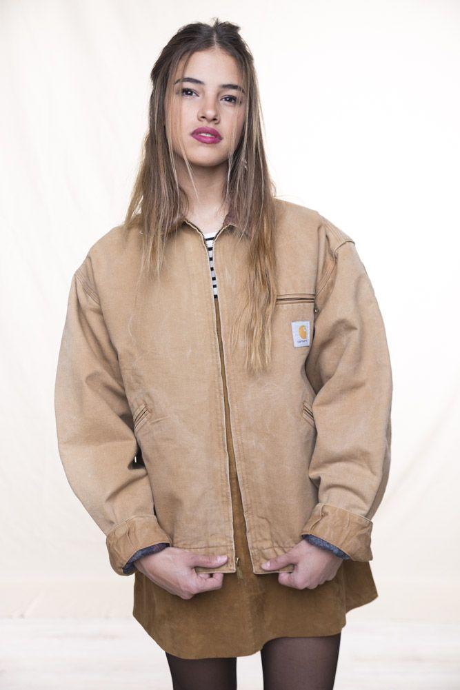 szukać stabilna jakość online tutaj Inza Carhartt Jacket   FW in 2019   Carhartt jacket, Jackets ...