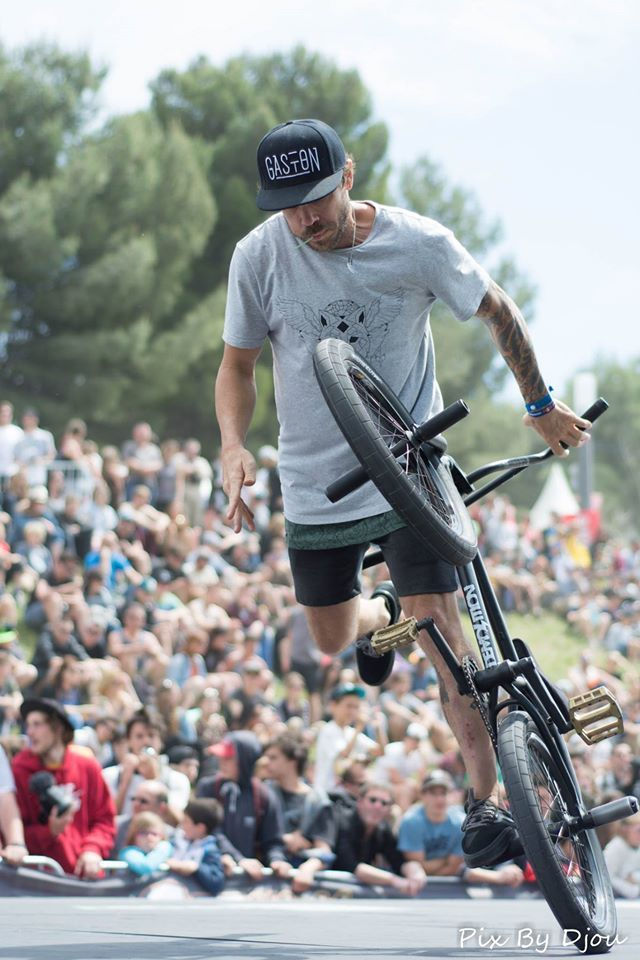 FISE 2016 with Bo Wade Pic by Djou #Ridegaston #Gaston #teeshirt #snapback #ride #rider #bmxlife #bmxstyle  #flat #fashion #men #menstyle #menswear #fise2016 #shop #montpellier www.ridegaston.com