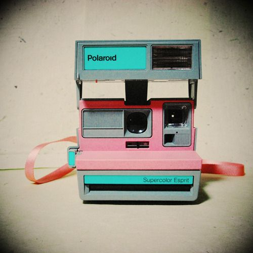 polaroid camera tumblr - Google Search