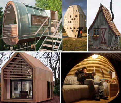casas-modulares-miniatura houses Pinterest Tiny houses, Tiny - casas modulares
