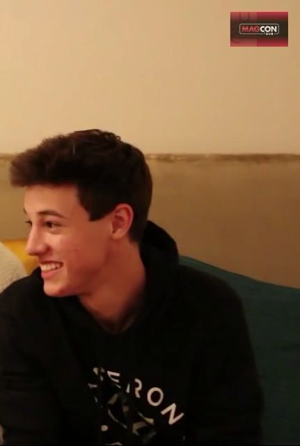 Cam's smile tho>❤️
