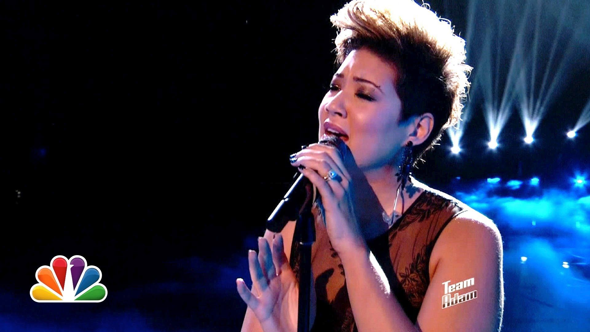 "Tessanne Chin: ""Bridge Over Troubled Water"" - The Voice Highlight"