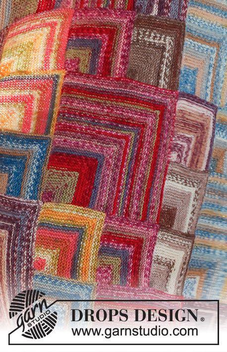 Photo of Moroccan colors / DROPS 145-24 – Kostenlose Strickanleitungen von DROPS Design