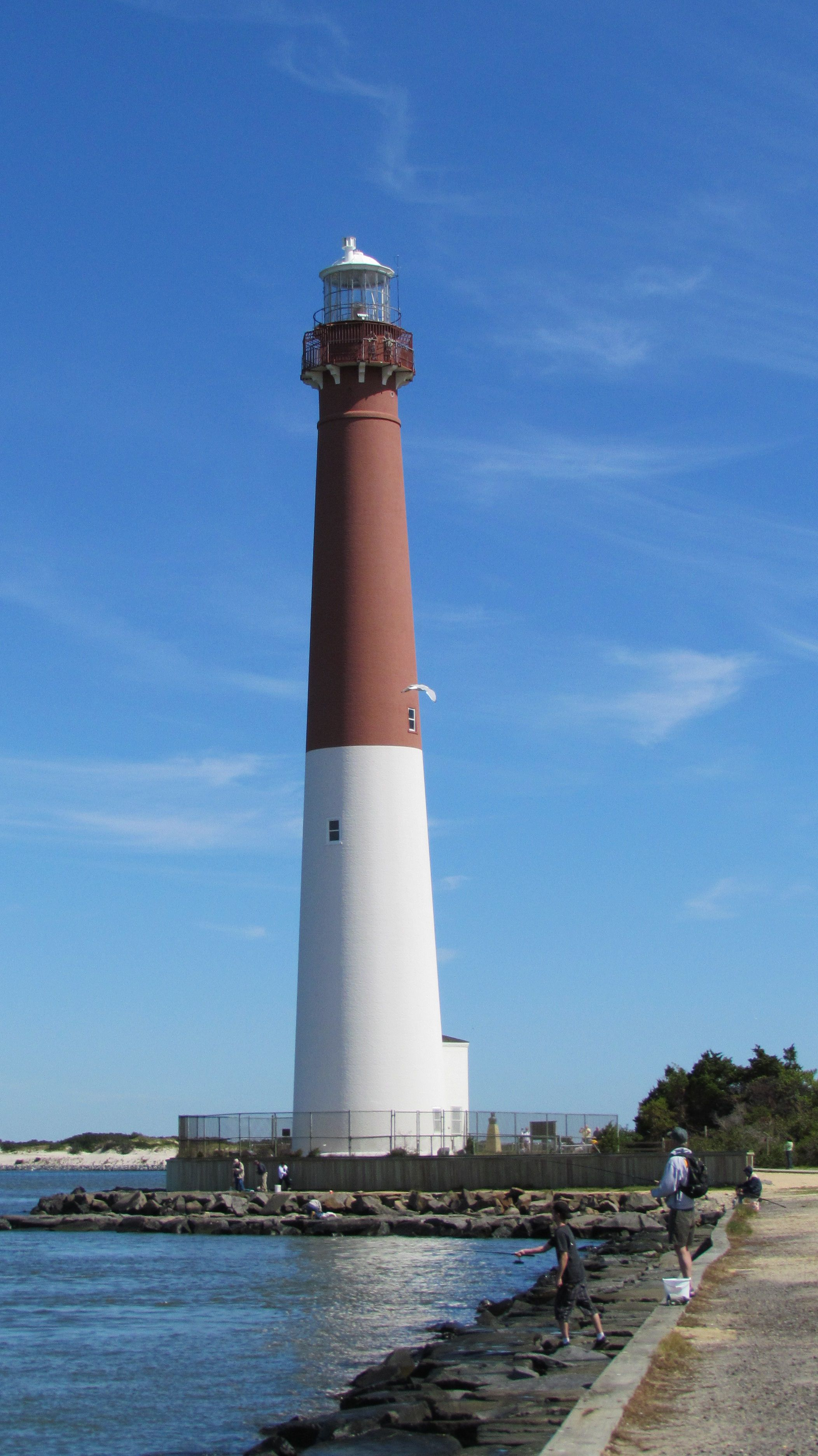 Barnegat Lighthouse Long Beach Island New Jersey I love light