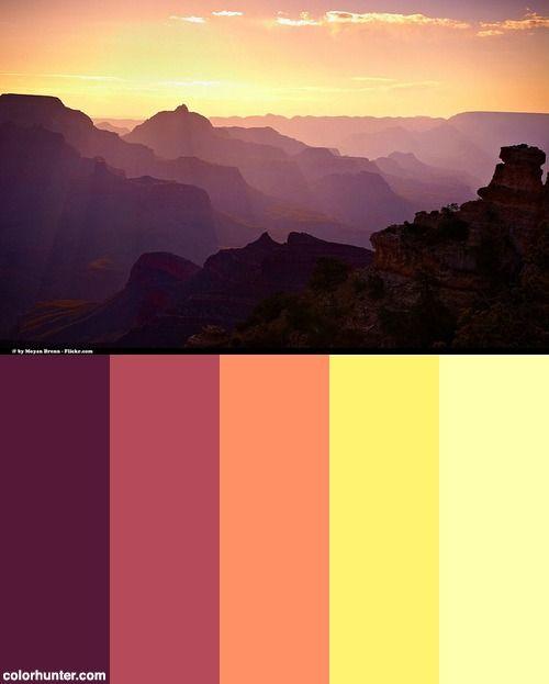 Canyon Colors B B Page