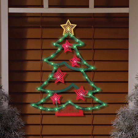 Outdoor Christmas Decorations Walmart Valoblogi Com