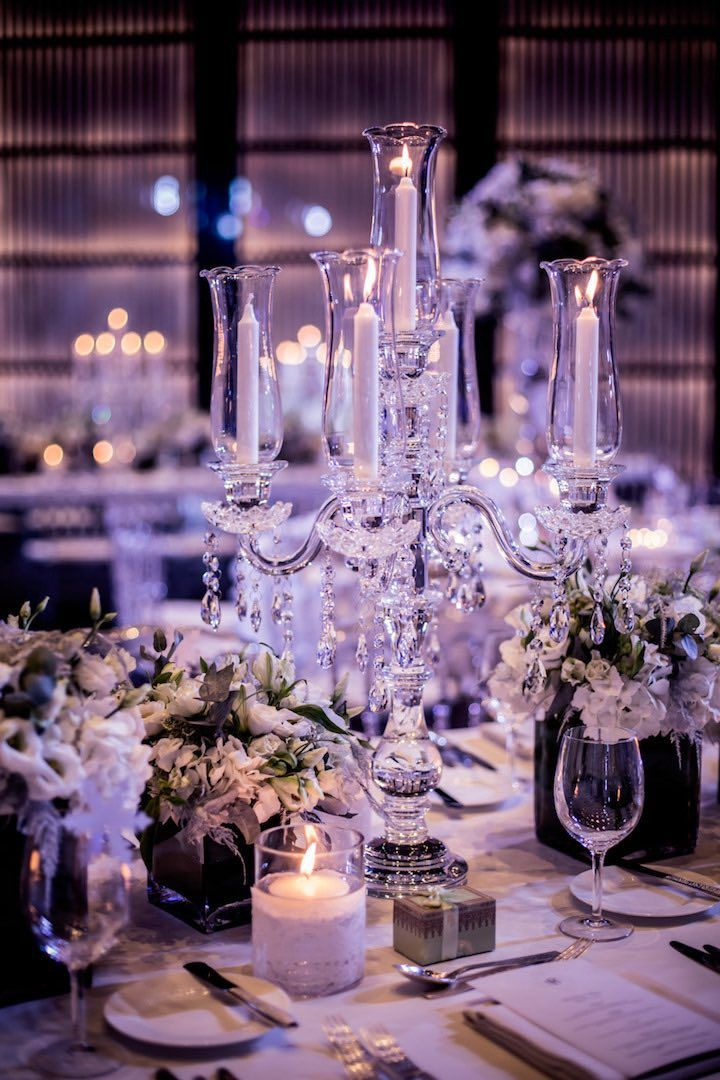 Wedding Centerpiece Inspiration Photo Sherif Mokbel Wedding