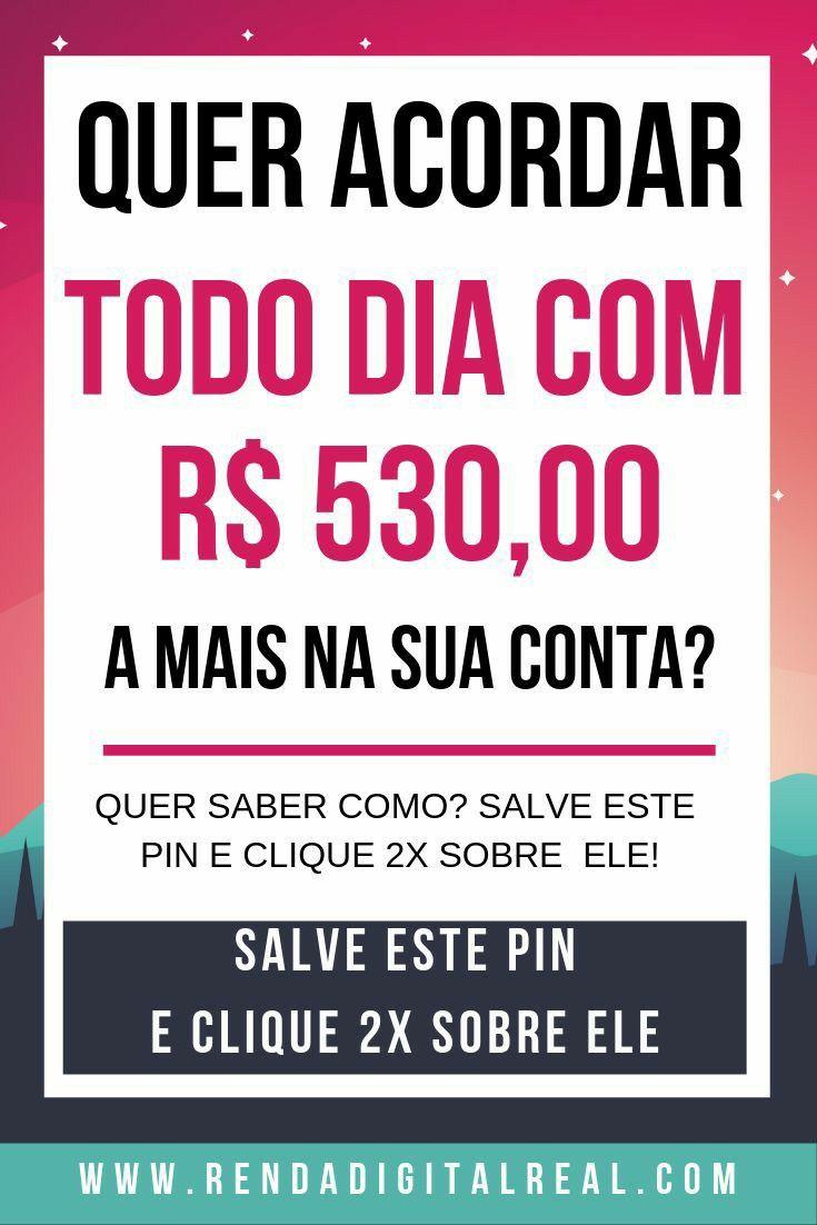 GANHE DINHEIRO SEM SAIR DE CASA