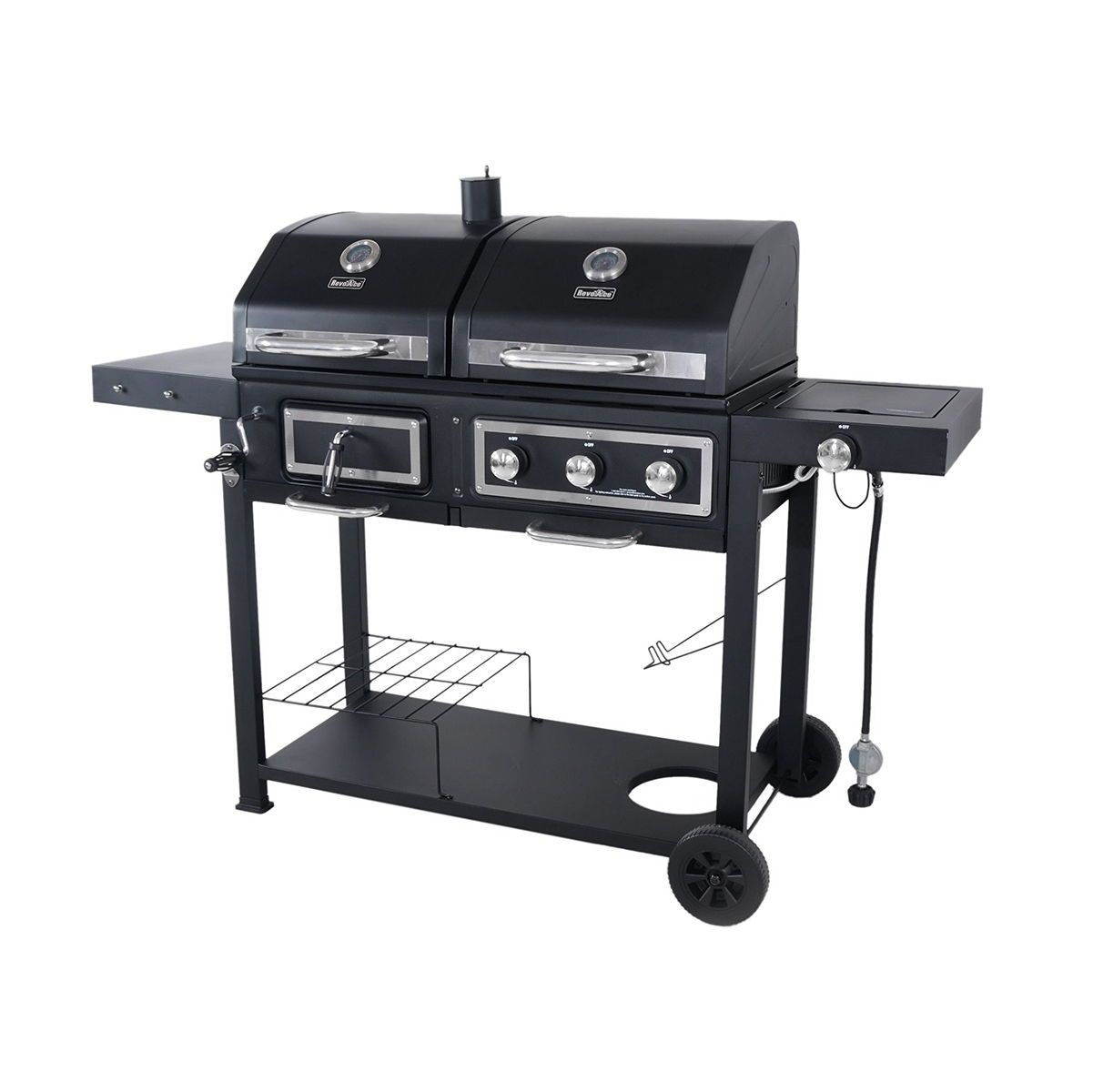 9 best grills for 2019 according to reviews dual fuel