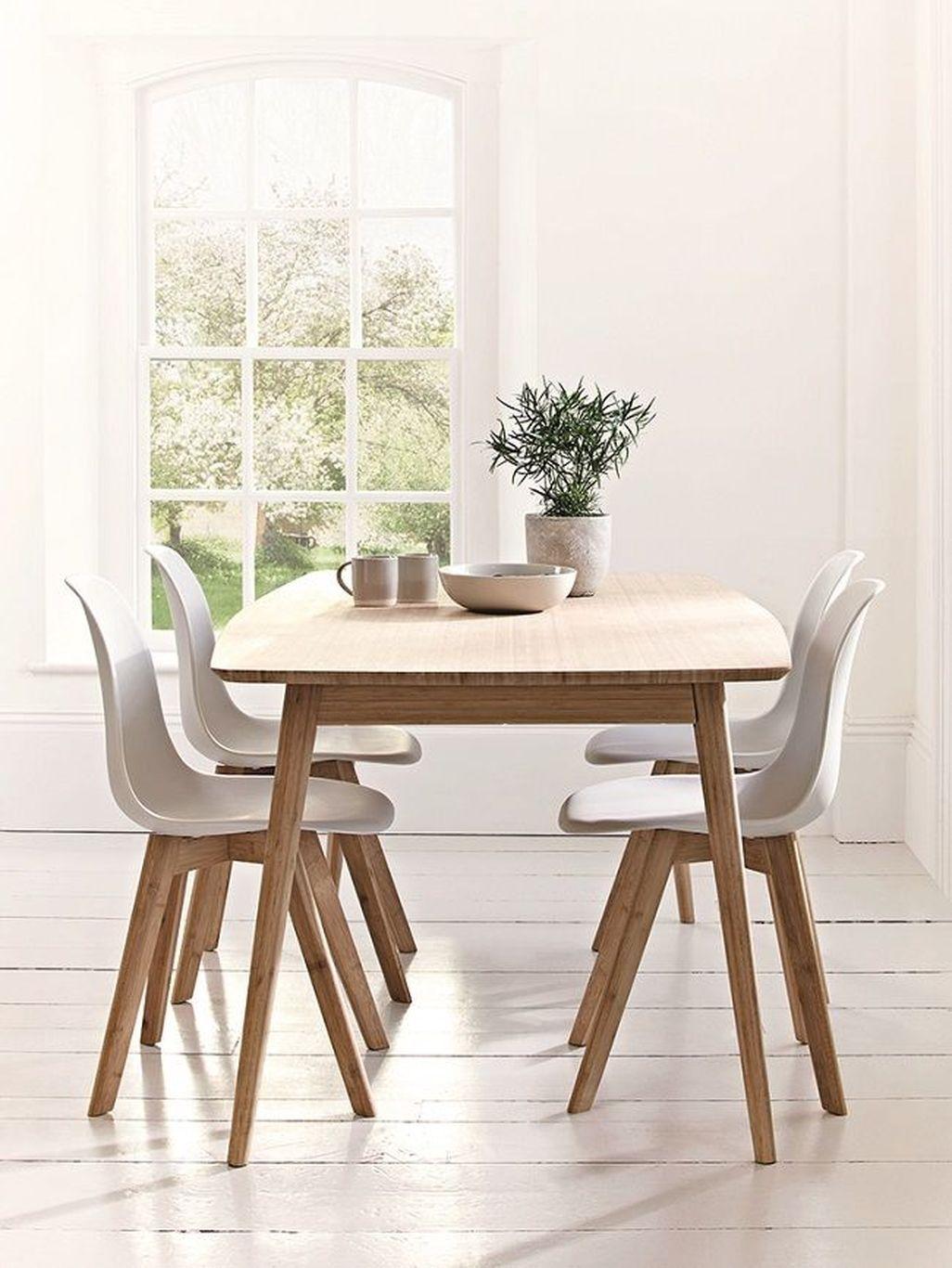 50 Gorgeous Scandinavian Dining Room Design Ideas   Pinterest ...