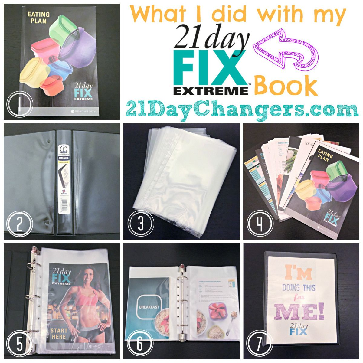 Hello Changers! I Wanted To Share What I Did With My 21