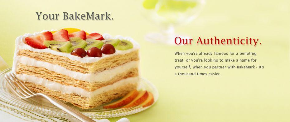 Your BakeMark - Home