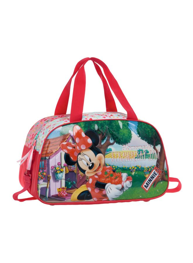 Bolsa de viaje Minnie Strawberry Jam #Disney #Minnie #JoummaBags #travelbag #SS16