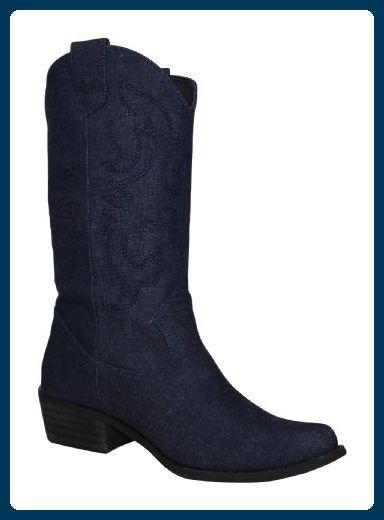 Surdelle, Damen Stiefel & Stiefeletten Blau Brut Stiefel