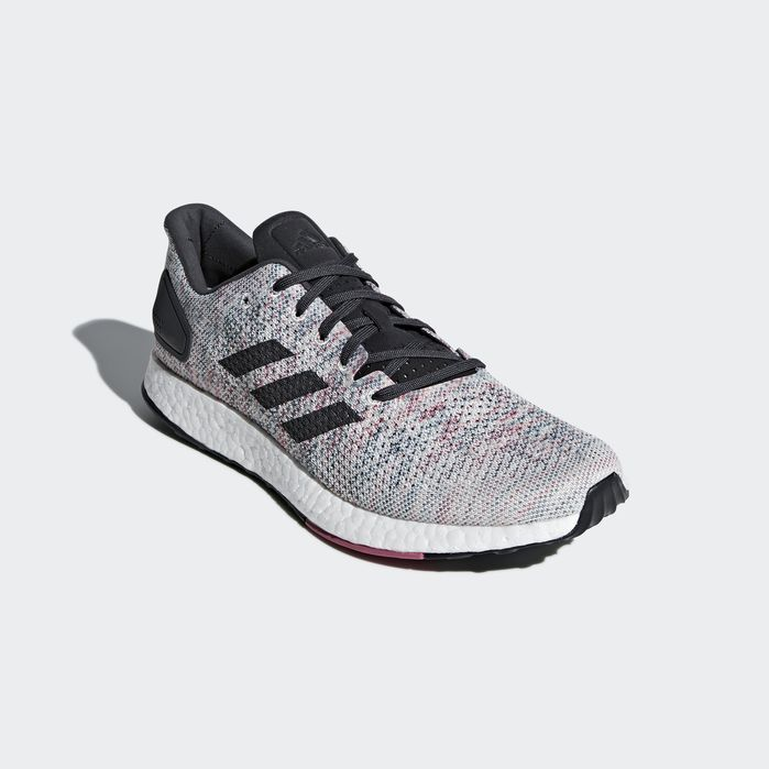 CM8322 Adidas Pure Boost DPR Men Casual Shoes WhiteGrey