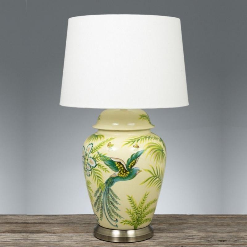 Caribbean Ceramic Lamp Base The Lighting Lounge Australia