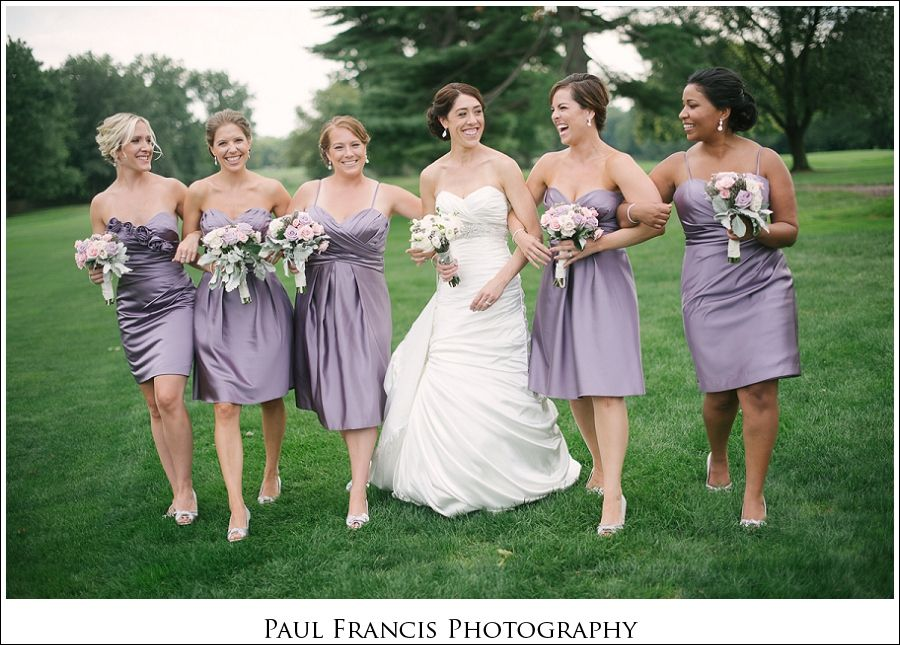 RP by http://drandreahayeck.com #UnionCounty #Linden #Dentist Family Dentistry with a wonderful personal touch.  pretty color bridesmaids....Shackamaxon Country Club, Westfield NJ Wedding Photography Preview {Beth and Mike}