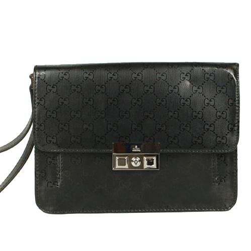 Gucci Mens Clutch Bags 223651 Black [dl8750] - $164.89 : Gucci Outlet, Cheap Gucci online,Gucci UK