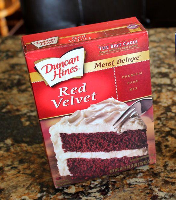 Red Velvet Cake With Cream Cheese Filling Recipe