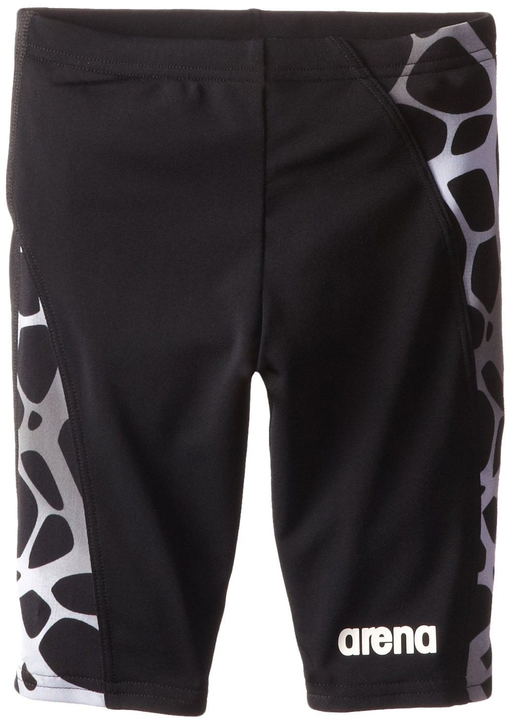 Boys Carbonite Jammer - Black/Asphalt/White - C111SAVQ551 - Sports & Fitness Clothing, Boys, Swimwea...