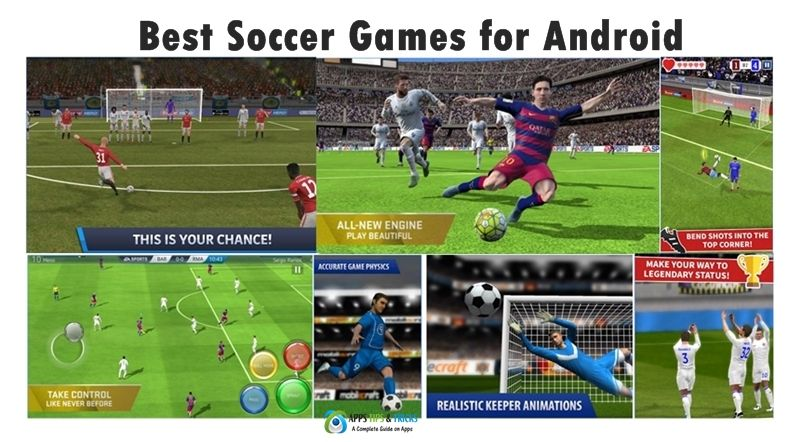 Do You Love Football And Looking For The Best Soccer Games For Android Offline Amp Online Games Or Best Football Games Che Football Games Soccer Games Games