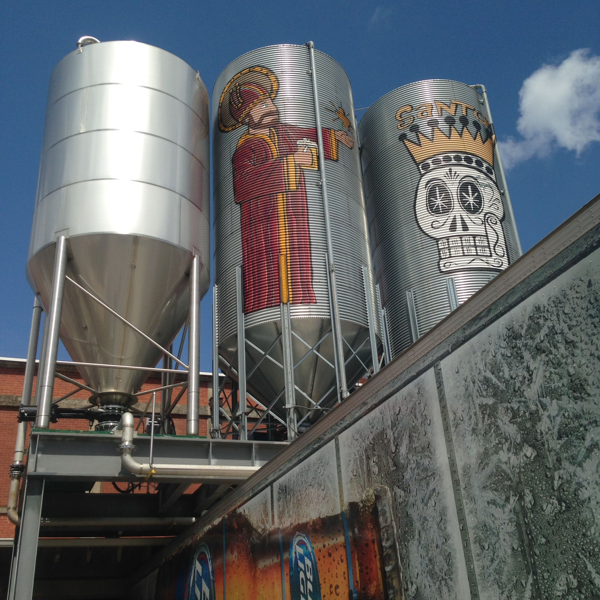 micro breweries with grain silos Google Search