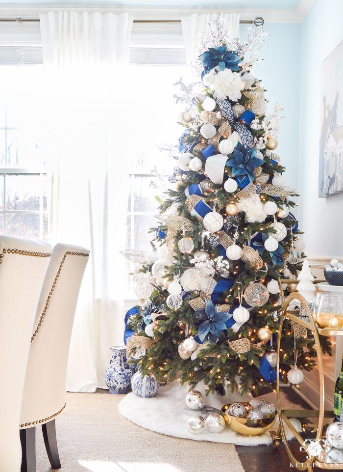 Holiday Home Showcase Elegant Dining Room Elegant