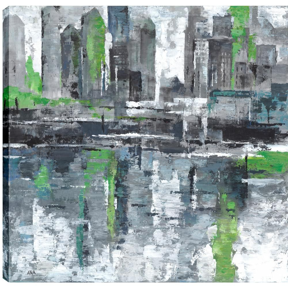 Artmaison canada cityscape i landscape art fresh printed