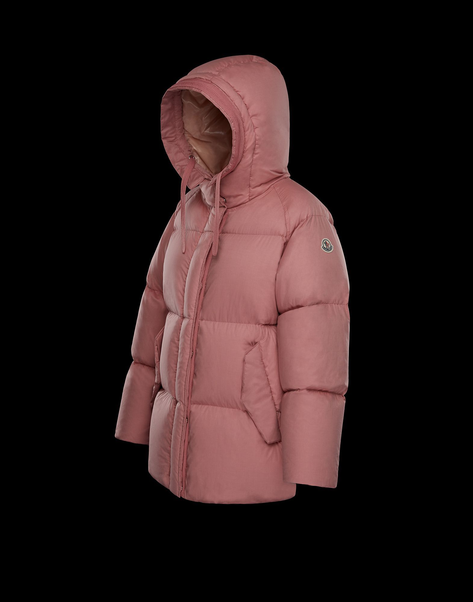 moncler women's nerium down coat