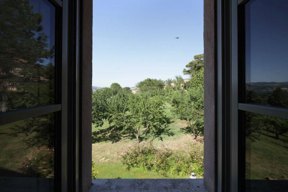 del verde #style #architecture #italy #design #chic #interior #italy #room #green #landscape