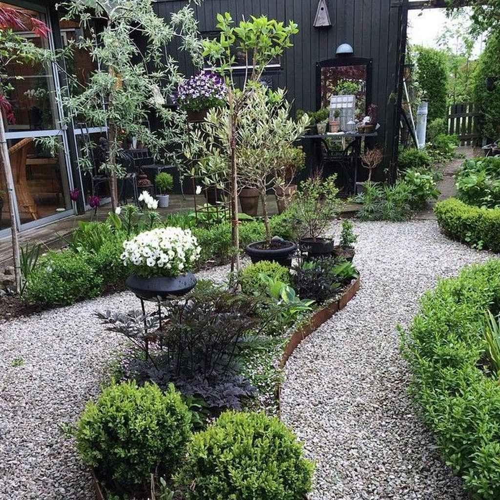 20 Raised Bed Garden Designs And Beautiful Backyard: 36 Beautiful Front Yard Cottage Garden Inspiration Ideas