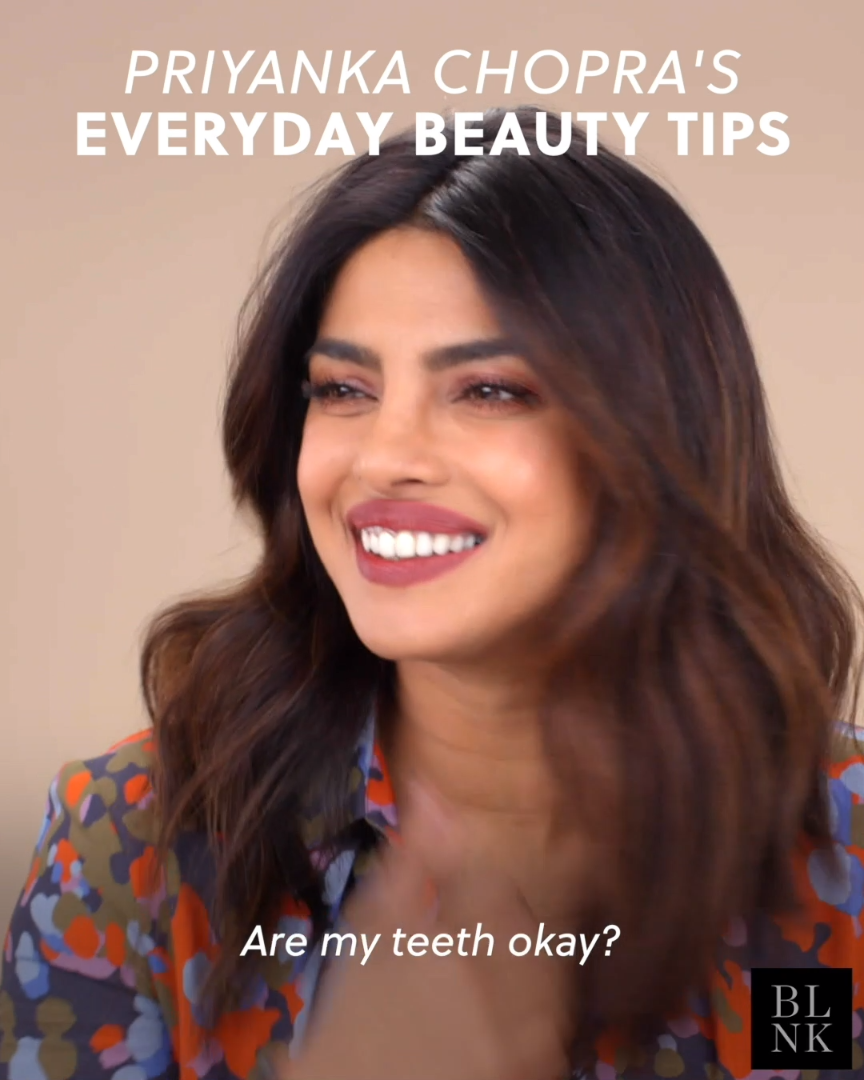 Photo of Priyanka Chopra's Everyday Beauty Tips #beautytips #priyankachopra