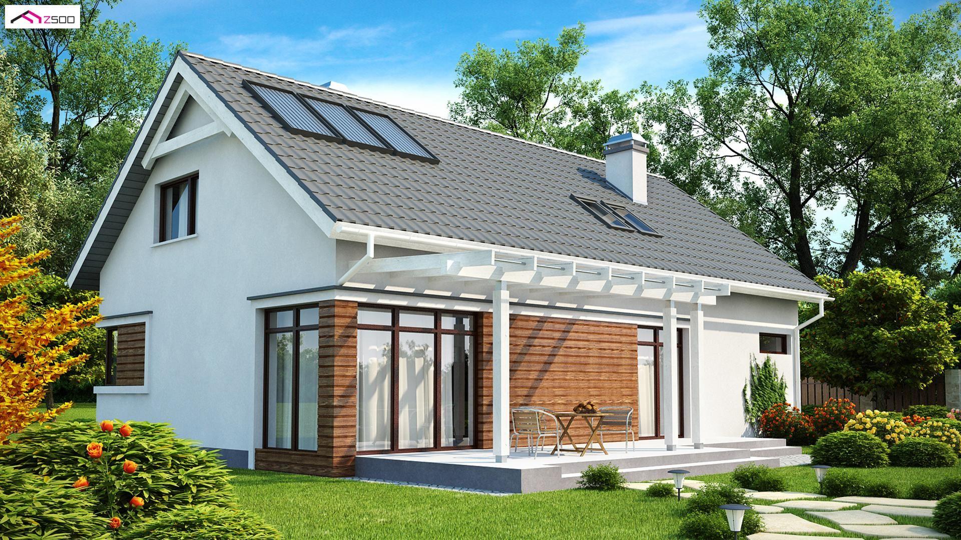 Techwood House Z500 Casas Prefabricadas Aa Properties