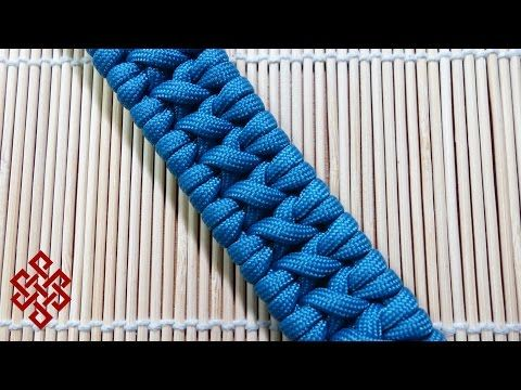 How to Make the Tyrannosaurus Rex Paracord Bracelet with