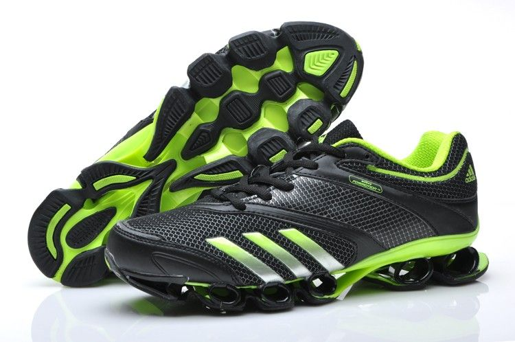 d0d359dbc Adidas Titan Bounce Mens Black Green Running Shoes tenis adidas bounce  Regular Price: $175.00 Special