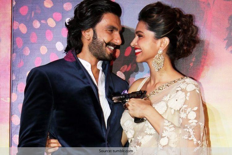 This Is Why Deepika Padukone Is The Luckiest Girl On Earth Ranveer Singh Bollywood Couples Deepika Padukone