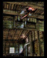 Escher's Nightmare by wb-skinner